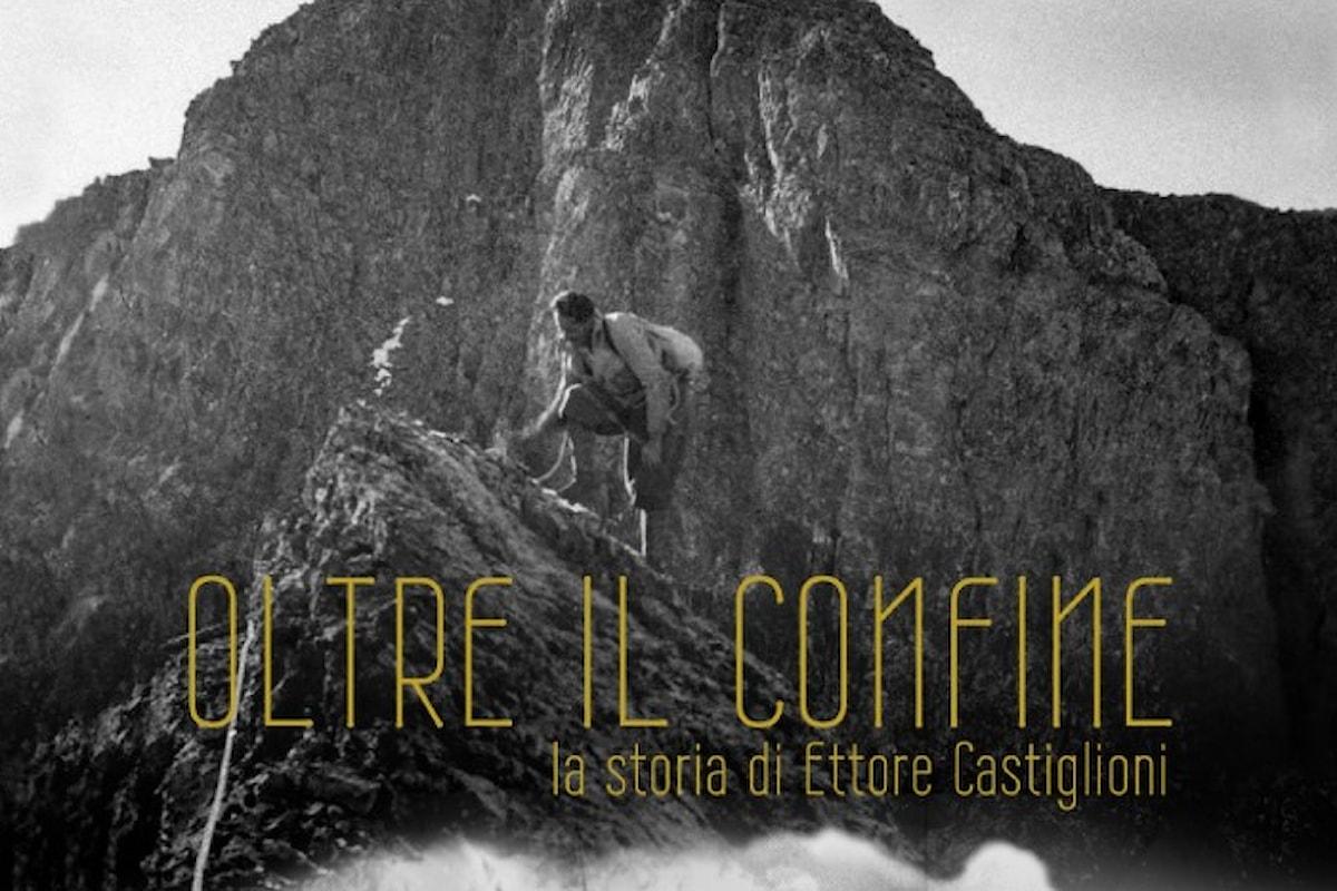 Oltre il confine. La storia di Ettore Castiglioni al Trento Film Festival 2017