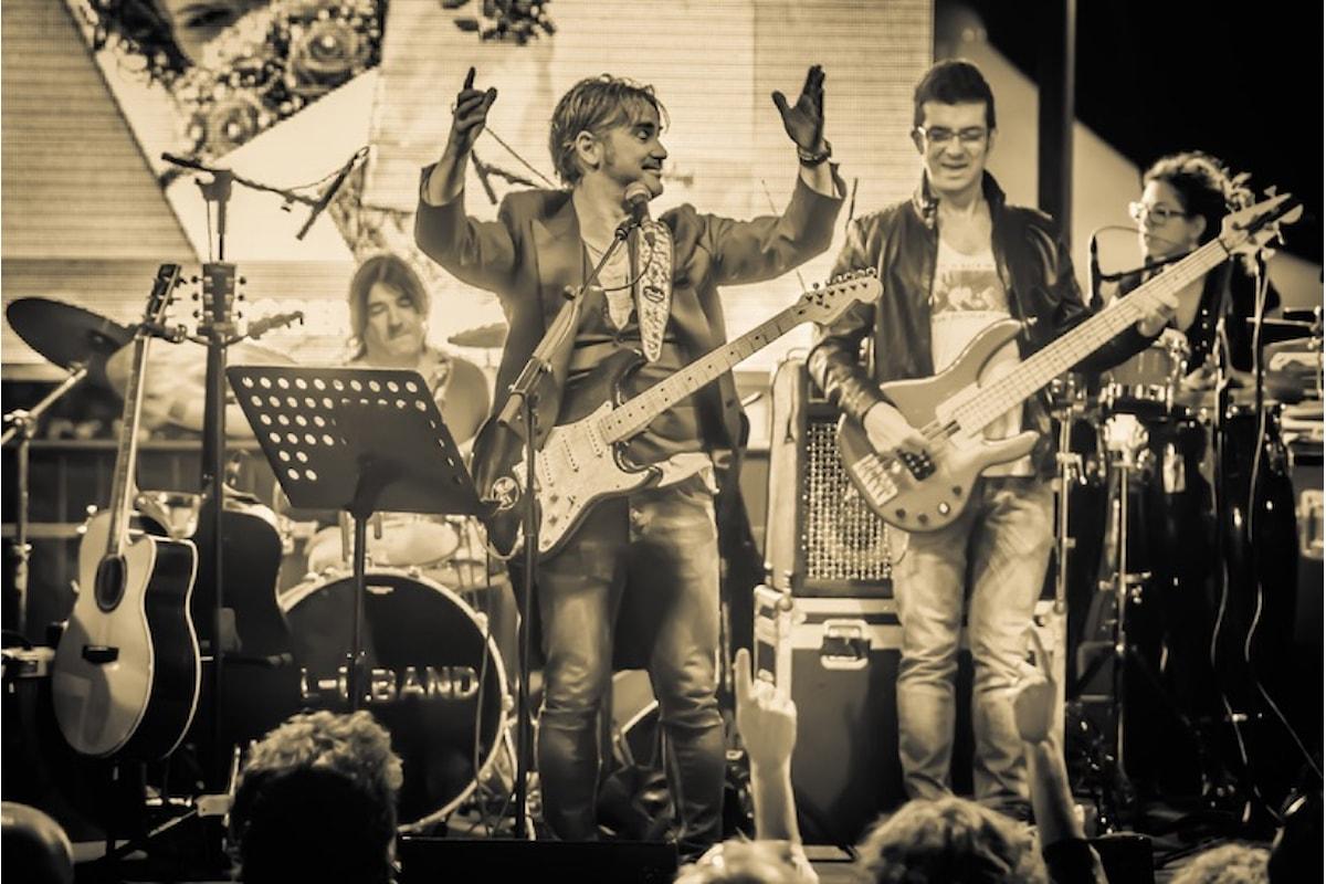 Alberto Salaorni & Al-B.Band: Capodanno 2018 a Madonna di Campiglio (TN) con Radio Deejay. Sul palco con Nicola Savino, Cristina Chiabotto, Andrea & Michele