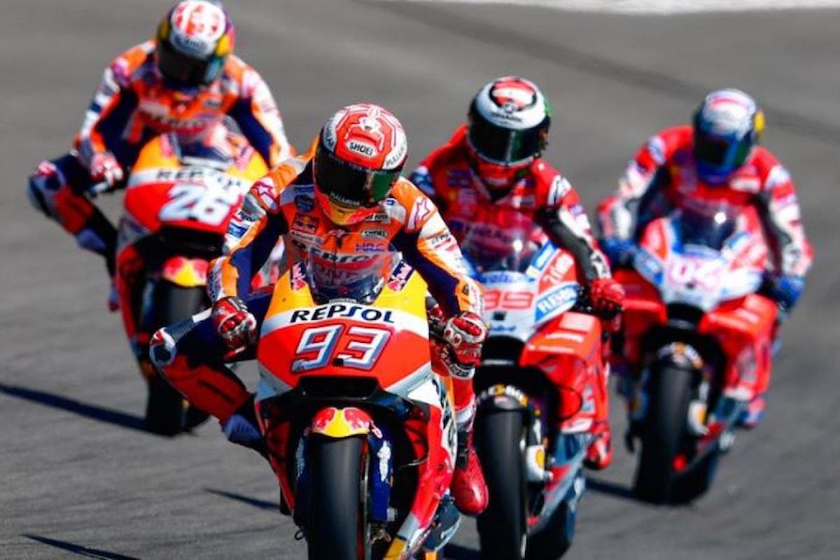 Riprende la MotoGP con l'appuntamento di domenica prossima, in Francia, sul circuito di Le Mans