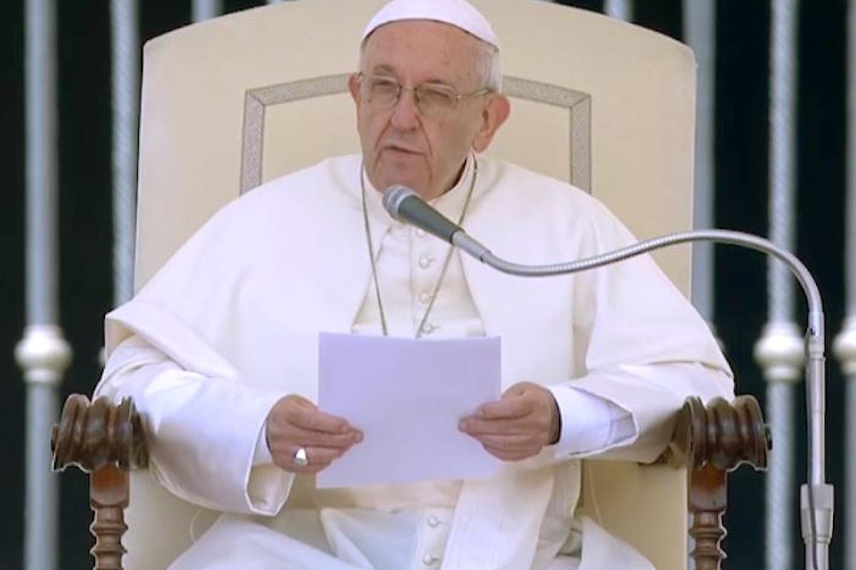 Medio Oriente, la preoccupazione ed il dolore di Papa Francesco