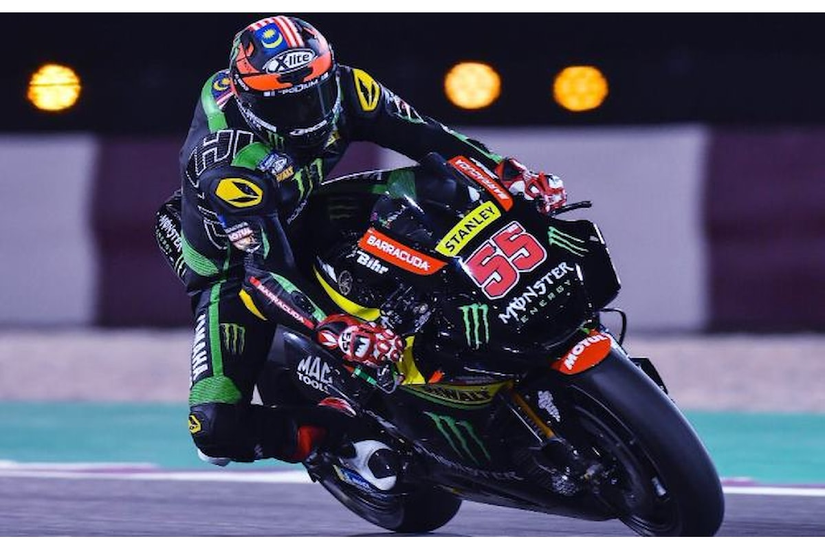 È di Zarco la prima pole della stagione 2018. Sarà lui a partire primo nel Gran Premio del Qatar di MotoGP