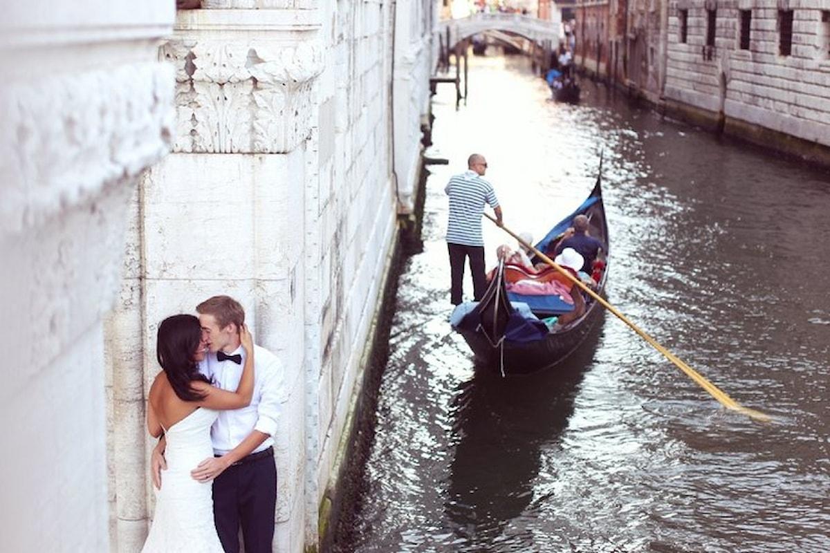 Le opportunità online del Wedding Tourism in Italia