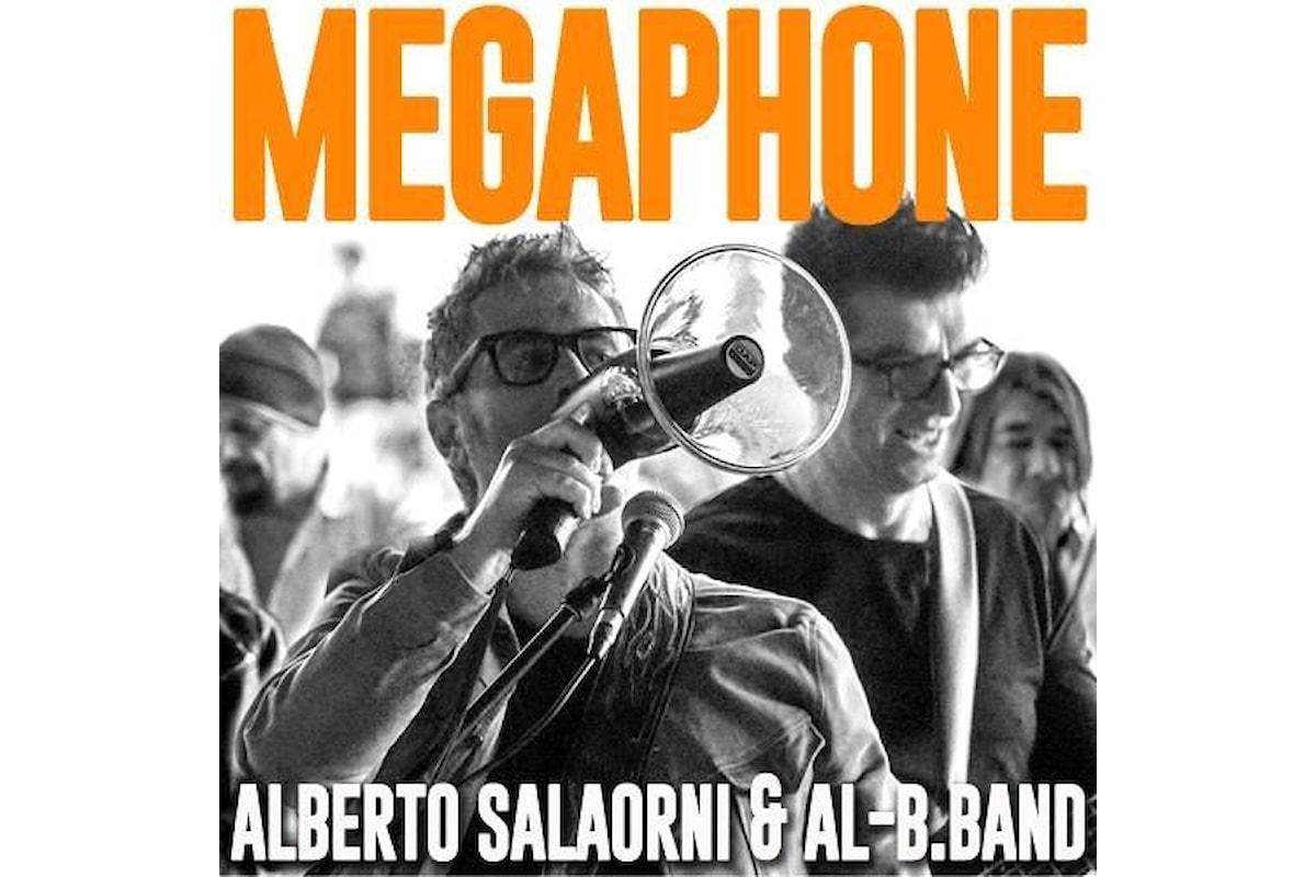 Alberto Salaorni & Al-B.Band scaldano l'inverno dei top live club italiani