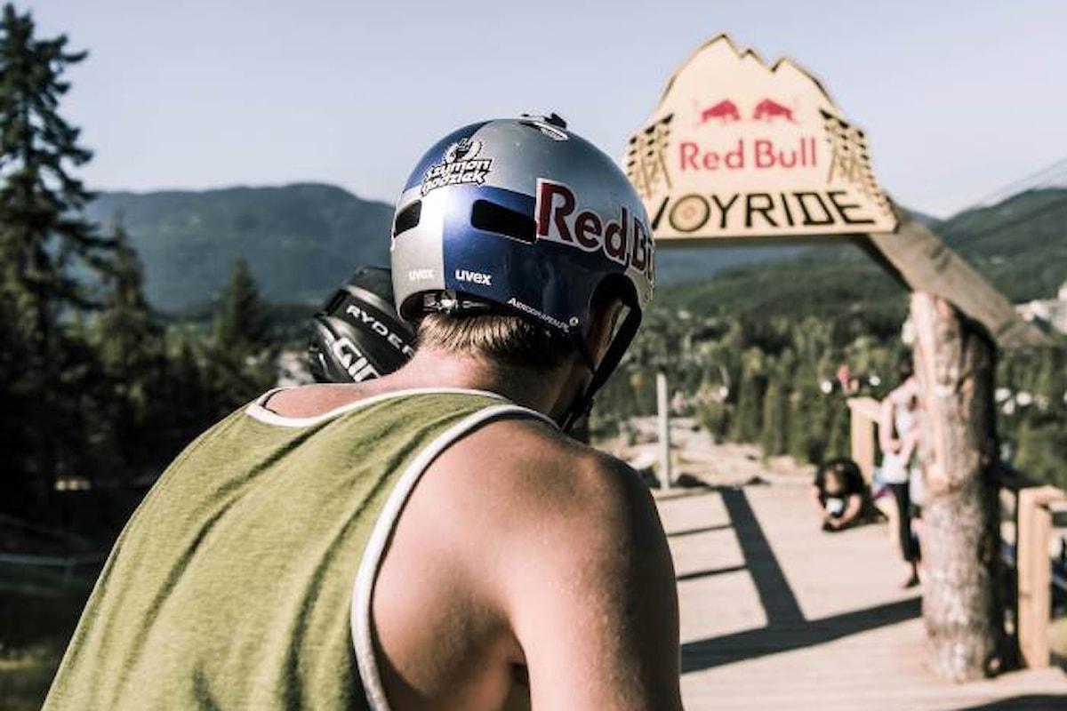 Si svolgerà il 20 agosto il Red Bull Joyride 2017