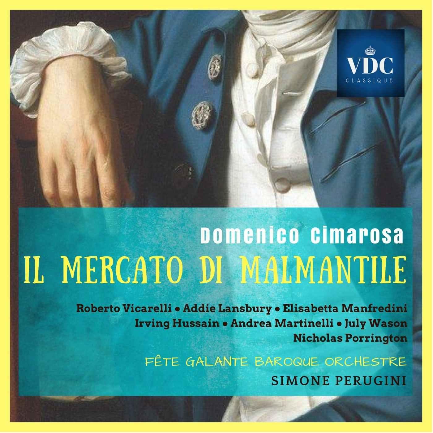 Il mercato di Malmantile di Cimarosa: nuova uscita discografica prevista per il 21 giugno.