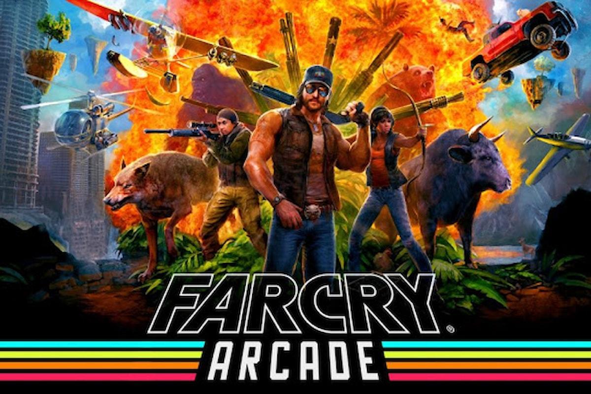 In arrivo la modalità arcade su Far Cry 5