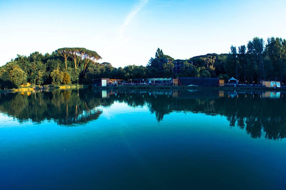 Gli incontri di arte contemporanea a Villa Ada Roma in questa estate 2016