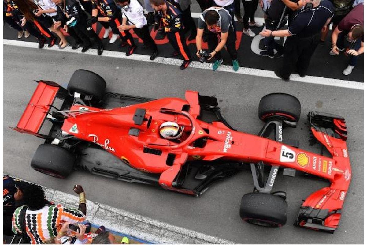 Formula 1, noia mortale al Gran Premio del Canada dove trionfa Vettel
