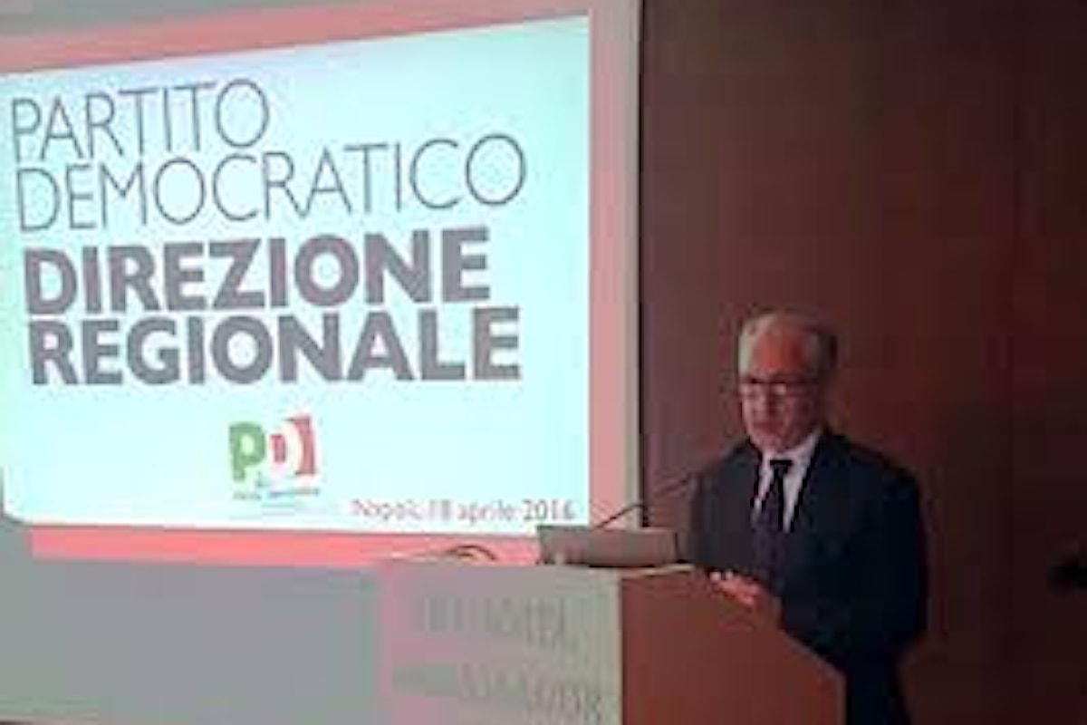 Falché, segretario provinciale di Caserta del Movimento Idea Sociale scrive al sindaco: Si dimetta!