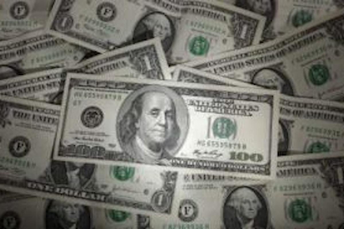 Valute: la politica fiscale di Trump mette il turbo a borsa e USD