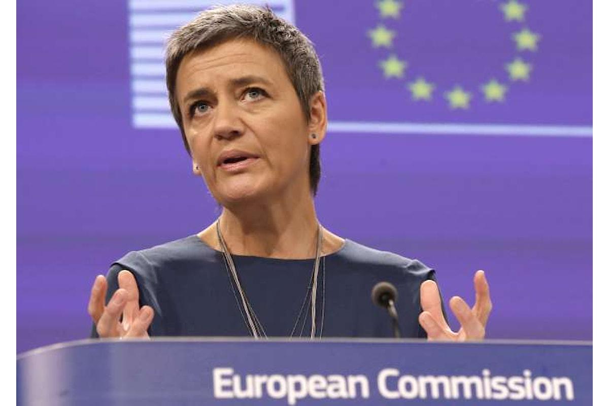 Mercoledì l'antitrust di Bruxelles multerà Google per oltre 1 miliardo di dollari