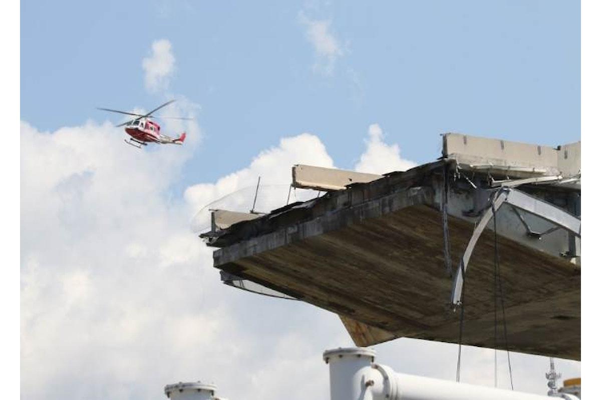 Un'anticipazione dell'Espresso fa includere anche il MIT tra i responsabili del crollo del ponte Morandi