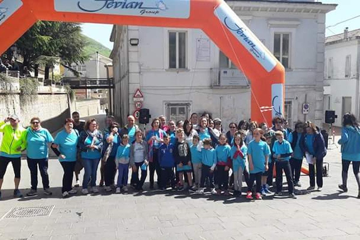 Sanza (Sa): Corri per un Sorriso, la maratona