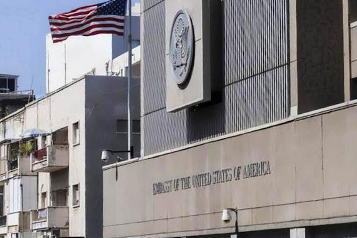 Il 14 maggio gli Usa apriranno a Gerusalemme la propria ambasciata in Israele