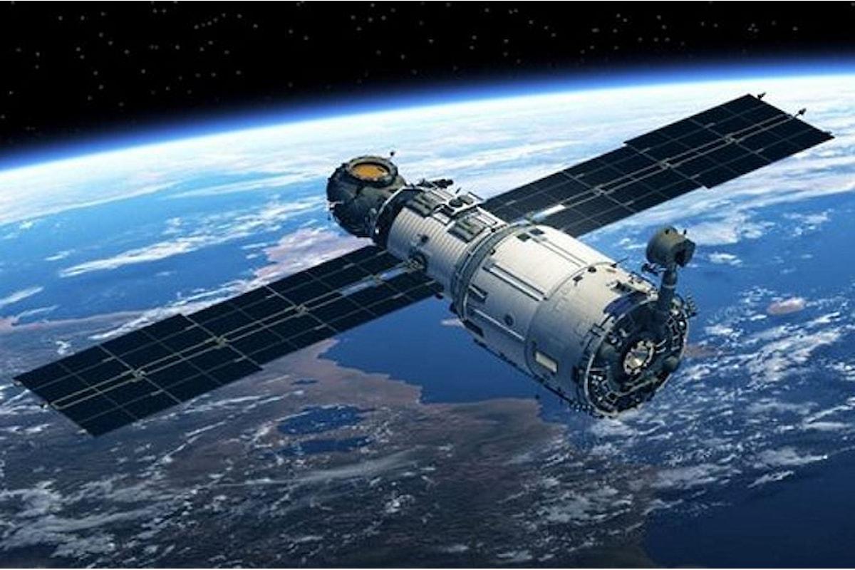 Domenica un satellite cinese potrebbe caderci in testa... e non è un pesce d'aprile