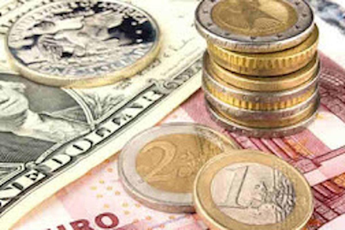 I dati tedeschi mettono il turbo all'euro