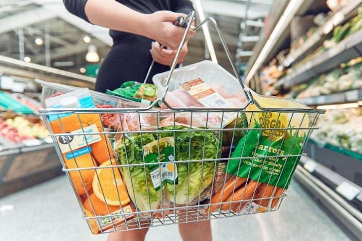 A giugno i prezzi al consumo aumentano, ma l'inflazione per il 2018 cresce solo dell'1%