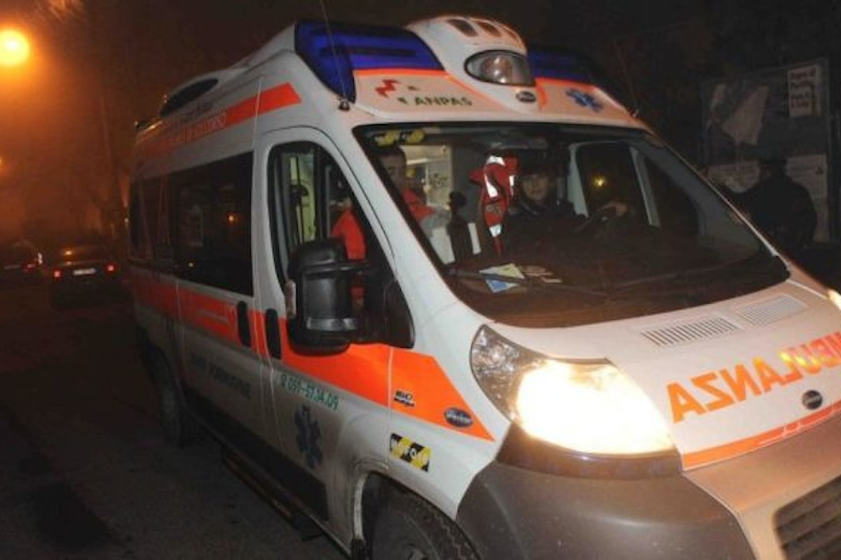 Tragedia nel Vallo di Diano, muore agricoltore 58enne