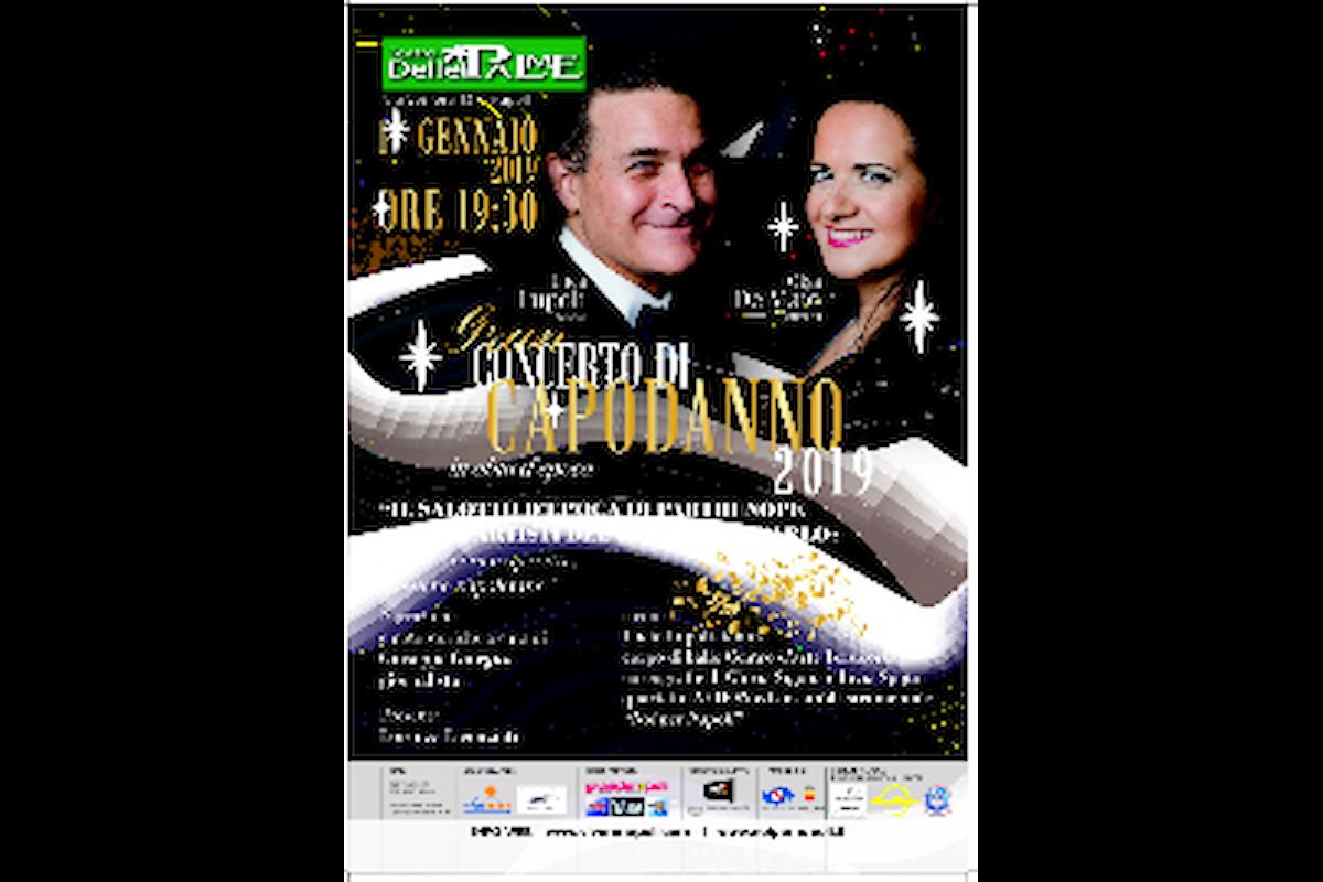 Concerto di Capodanno: il Salotto di Partenope al Teatro Delle Palme