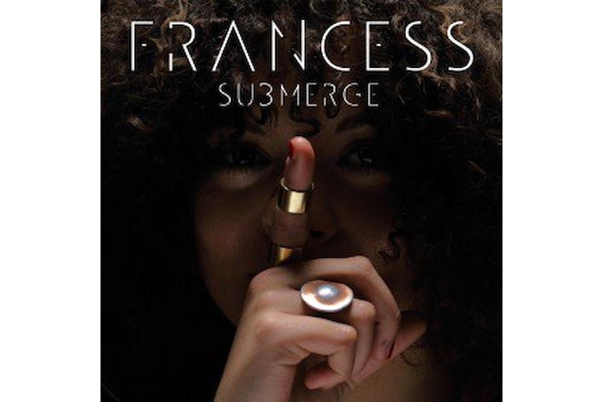 """Francess: """"SUBMERGE"""" è l'album dell'artista italo-giamaicana"""