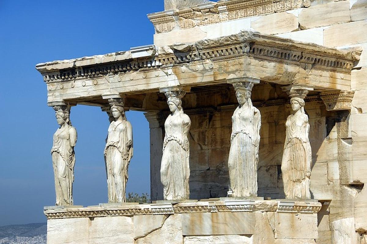 Le Sculture del Partenone