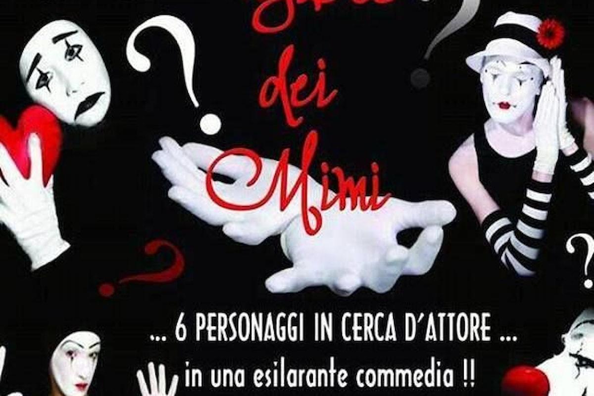 Il gioco dei mimi. Teatro Cyrano, 8 e 9 marzo